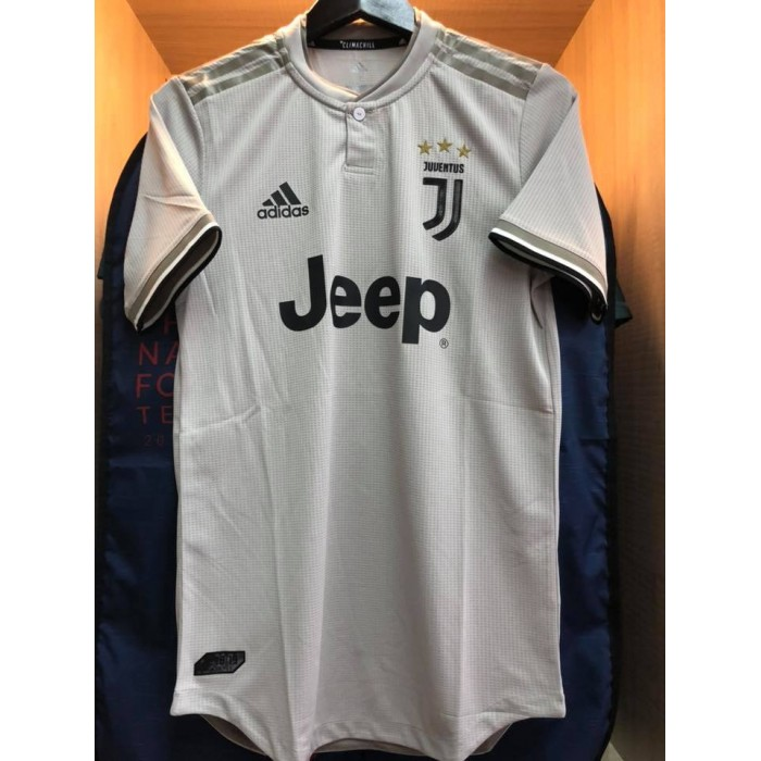new style f7aef 32f1a CLIMACHILL ADIDAS PLAYER ISSUE JUVENTUS FC Away 2018-19 ...
