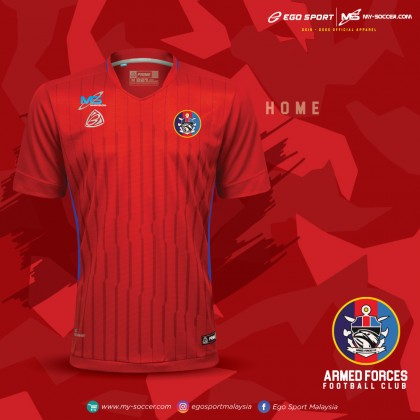 PLAYER ISSUE EGO SPORT PRIME X ARMED FORCES FC HOME 2019 HYDROSMART JERSEY