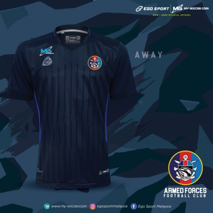 PLAYER ISSUE EGO SPORT PRIME X ARMED FORCES FC Away 2019 HYDROSMART JERSEY