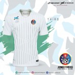 PLAYER ISSUE EGO PRIME X ARMED FORCES FC 3rd 2019 HYDROSMART JERSEY