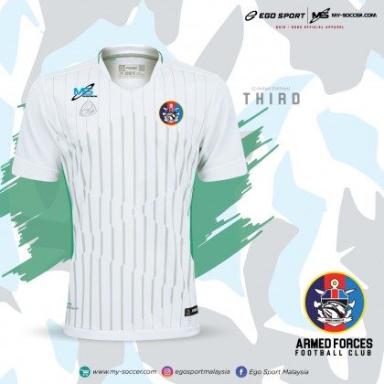 PLAYER ISSUE EGO SPORT PRIME X ARMED FORCES FC 3rd 2019 HYDROSMART JERSEY