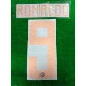 Official RONALDO #9 NIKE x Inter Milan 20th Anniversary Mesh Up Jersey PRINT
