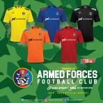 OFFICIAL EGO SPORT ARMED FORCES FC 2019 TRAINING KIT