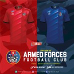 OFFICIAL EGO SPORT ARMED FORCES FC 2019 FANS ISSUE KIT