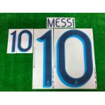 Official MESSI #10 Argentina Home 2019-2020 COPA AMERICA 2019 PRINT