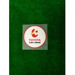 OFFICIAL PLAYER ISSUE TOYOTA THAI LEAGUE 1 2019 Patch