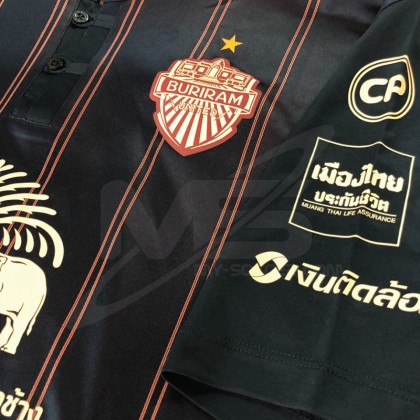 OFFICIAL BURIRAM UNITED Home 2019 THAI LEAGUE 1 Jersey