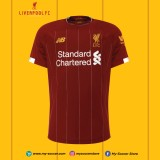 NEW BALANCE Liverpool Home 2019-2020 EURO STADIUM Jersey