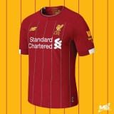 NEW BALANCE Liverpool Home 2019-2020 STADIUM Jersey