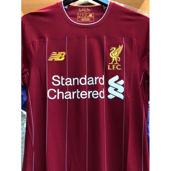 the latest e0ac4 912ba ELITE PLAYER ISSUE NEW BALANCE Liverpool FC Home EURO 2019 ...