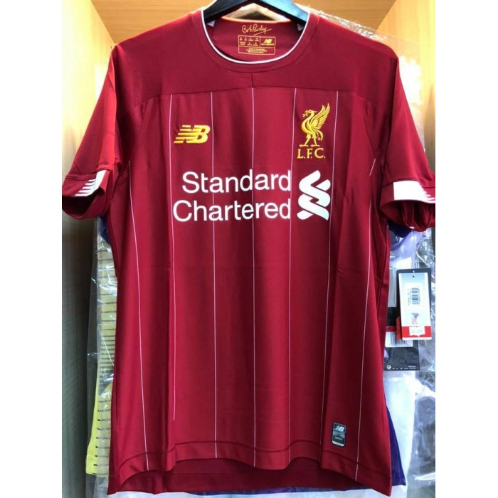 d1f6d3810 ELITE PLAYER ISSUE NEW BALANCE Liverpool FC Home EURO 2019-2020 Jersey