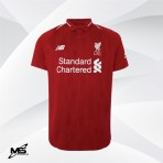 NEW BALANCE Liverpool FC Home 2018-19 STADIUM  Jersey