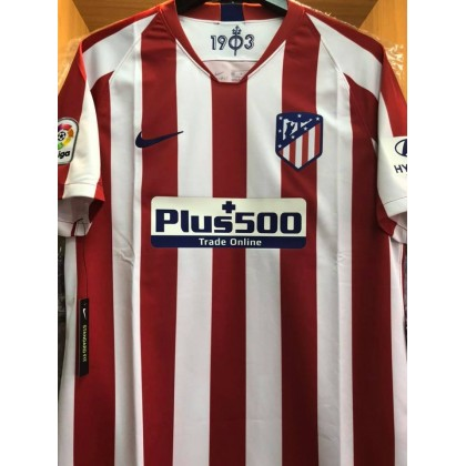 NIKE ATLETICO MADRID FC Home 2019-2020 STADIUM  Jersey