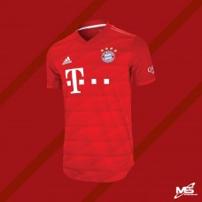 ADIDAS CLIMACHILL FC BAYERN HOME 2019-2020 AUTHENTIC Jersey