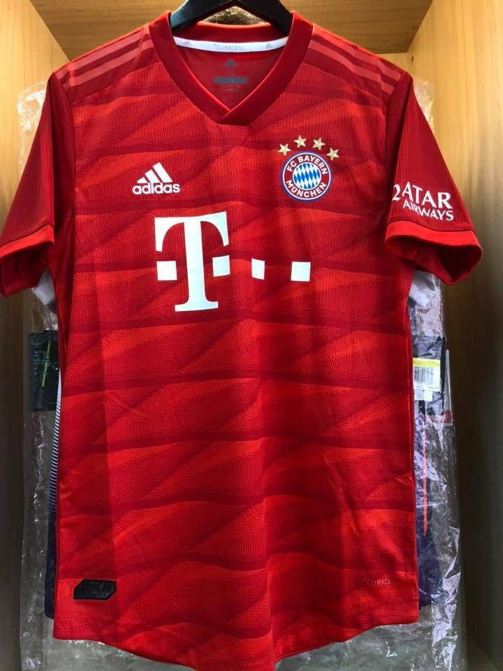 Adidas Climachill Fc Bayern Home 2019 2020 Authentic Jersey