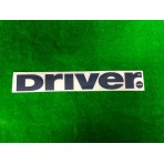 Official DRIVER Inter Milan 3rd 2018-19 Jersey Sponsor