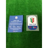 Official Italian TIM CUP FINALE 2019 Player Size Sleeve Patch