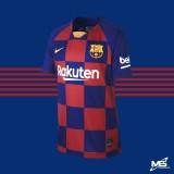 NIKE FC Barcelona Home 2019-20 Stadium Jersey