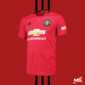 ADIDAS Manchester United FC HOME 2019-20 STADIUM Jersey