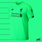 NEW BALANCE Liverpool FC Away GK 2019-2020 STADIUM Jersey