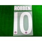 Official ROBBEN #10 FC Bayern Munich HOME 2019-20 PU PRINT