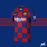VAPORKNIT NIKE FC Barcelona Home 2019-20 AUTHENTIC Jersey