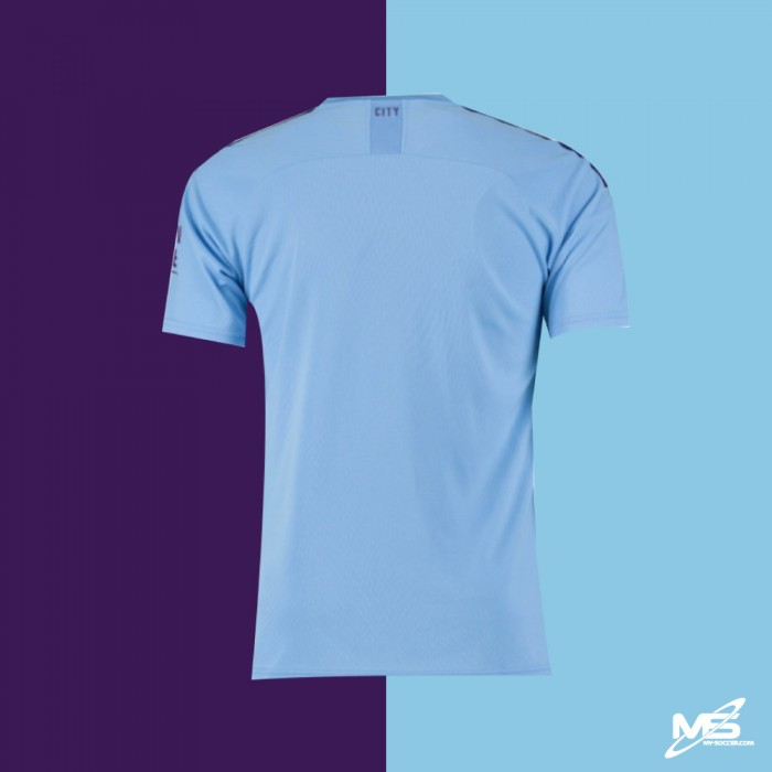 buy popular 53289 7a1f2 AUTHENTIC PUMA Manchester City FC Home 2019-20 PLAYER Jersey
