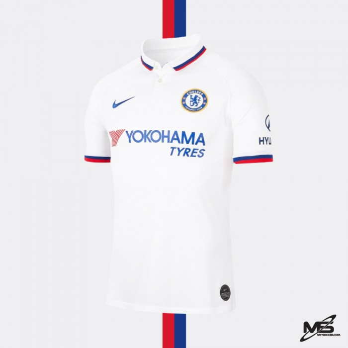 cheaper 0e963 3c2ab NIKE Chelsea FC Away 2019-2020 Stadium Jersey