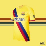 NIKE FC Barcelona Away 2019-20 Stadium Jersey