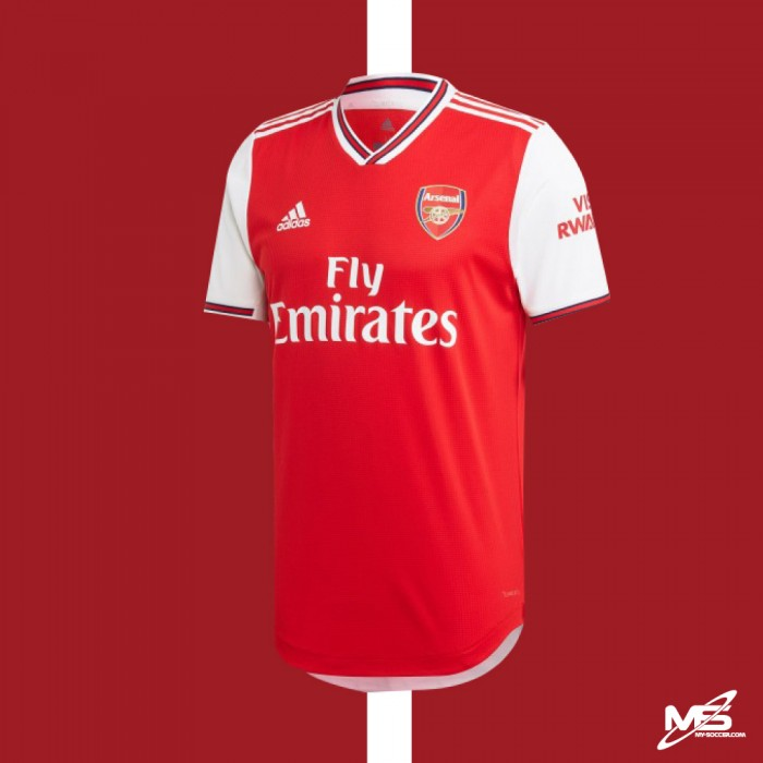 uk availability 3cd34 3d6b7 CLIMACHILL ADIDAS Arsenal FC Home 2019-20 Authentic Jersey