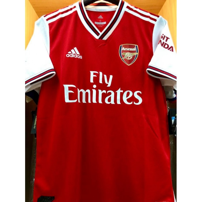 uk availability 08fc4 d55b4 CLIMACHILL ADIDAS Arsenal FC Home 2019-20 Authentic Jersey