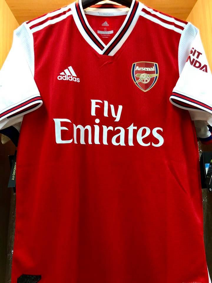Climachill Adidas Arsenal Fc Home 2019 20 Authentic Jersey