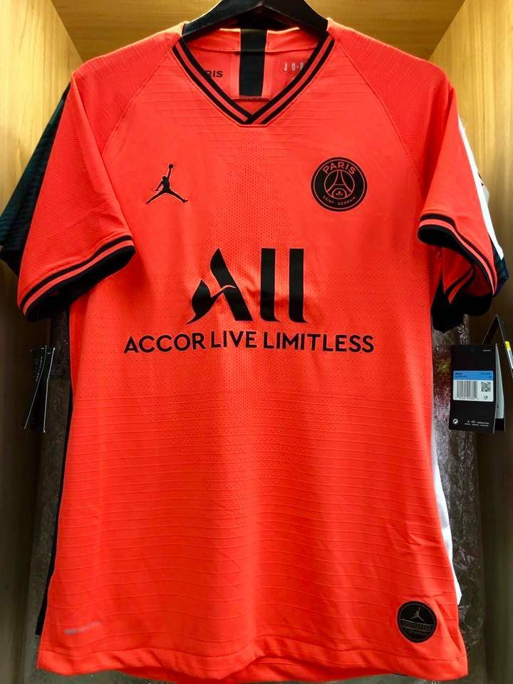 Vaporknit Jordan X Paris Saint Germain Psg Away 2019 20 Authentic Jersey
