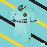 NIKE INTER MILAN FC Away 2019-2020 STADIUM  Jersey