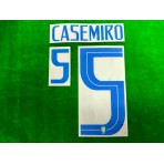Official CASEMIRO #5 Brazil 3rd COPA AMERICA 2019 PRINT
