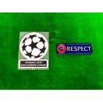 Official UEFA EUROPA LEAGUE WINNERS 2019 + RESPECT SENSCILIA Patch