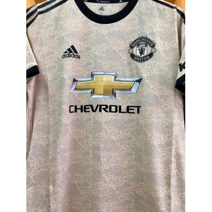 CLIMACHILL ADIDAS Manchester United FC Away 2019-20 AUTHENTIC Jersey