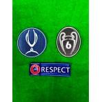 Official UEFA SUPER CUP 2019 LIVERPOOL SENSCILIA Patches