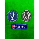 Official UEFA SUPER CUP 2019 LIVERPOOL SENSCILIA Patches