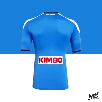 KAPPA S.S.C NAPOLI Home 2019-20 PLAYER ISSUE Jersey