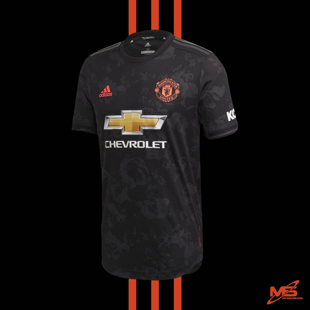 climachill adidas manchester united fc 3rd 2019 20 authentic jersey climachill adidas manchester united fc