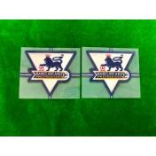 Official English Premier League PLAYER SIZE 2001-04 Senscilia White Patches