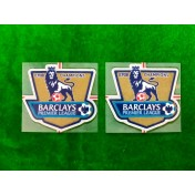 Official English Premier League Champions 2007-08 GOLD Player Size Patches
