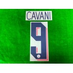 Official CAVANI #9 PSG 3rd UCL 2019-20 PRINT