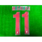 Official M.SALAH #11 Liverpool FC Away CUP UCL 2019-20 PRINT