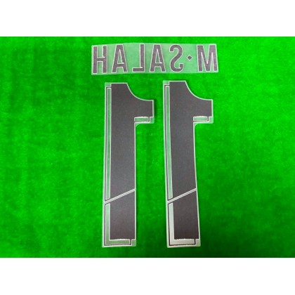 Official M.SALAH #11 Liverpool FC Home CUP UCL 2019-20 PRINT