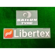 Official SAILUN TYRE + LIBERTEX PRINT (VALENCIA CF Away 2019/20)
