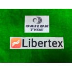 Official SAILUN TYRE + LIBERTEX PRINT (VALENCIA CF Home 2019/20)