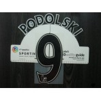 Official Arsenal 3rd Away 2012-13 Name Number