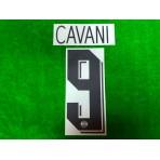 Official CAVANI #9 PSG Away UCL 2019-20 PRINT